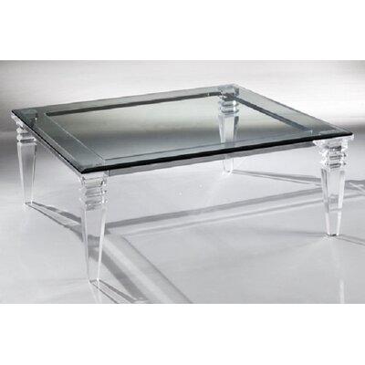 Venice Coffee Table Size: 18 H x 42 W x 42 W