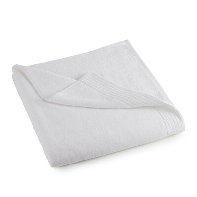 Sheridan Turkish Luxury Bath Sheet Color: White