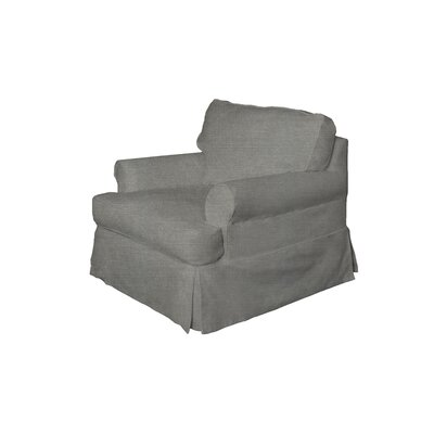 Telluride Armchair Upholstery: Gray
