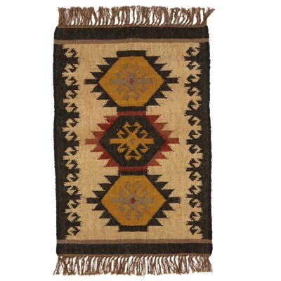 Pemberton Heights Handmade Kilim Tan Area Rug
