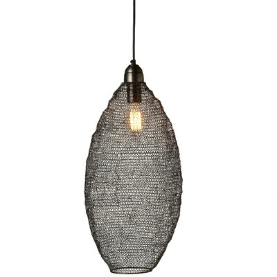 Monroy 1-Light Geometric Pendant
