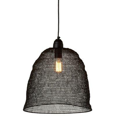 Monsour 1-Light Inverted Pendant