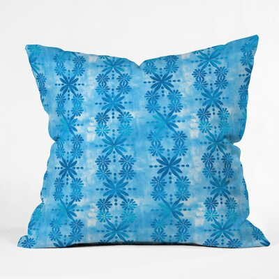 Jacqueline Maldonado Parallel Periwinkle  Throw Pillow