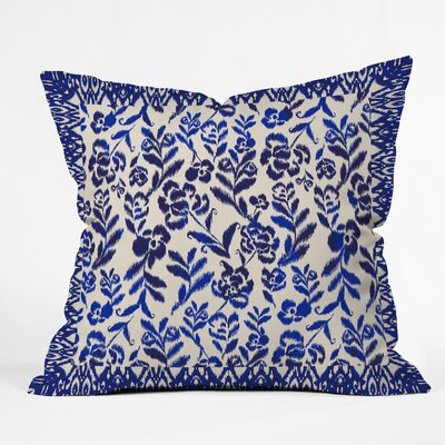 Pimlada Phuapradit Harmony Throw Pillow Size: 18 x 18