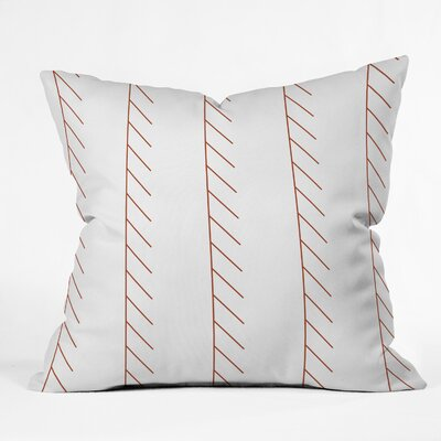 Caroline Okun Keene Stripes Throw Pillow