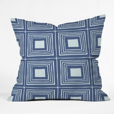 Iveta Abolina Bertadene Garden III Throw Pillow