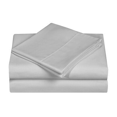 Casual Style Novelty Sheet Set Size: Full, Color: Gray