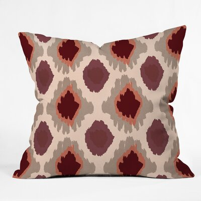 Zoe Wodarz Stitch Throw Pillow