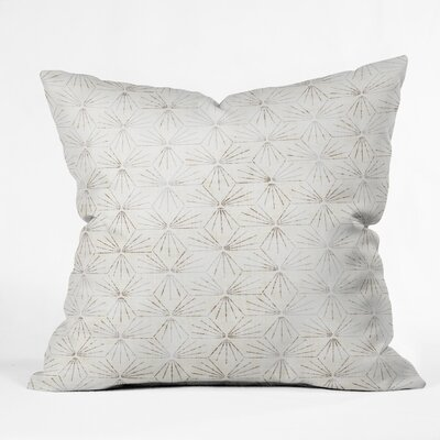 Holli Zollinger Dotted Boheme Denim Throw Pillow