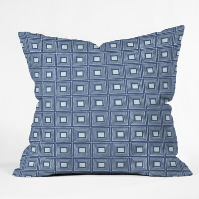 Natalie Baca Catalina Isle Throw Pillow
