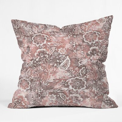 Vy La Cross Diamond Throw Pillow