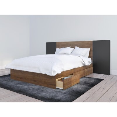 Mckean Storage Platform Bed Size: Full