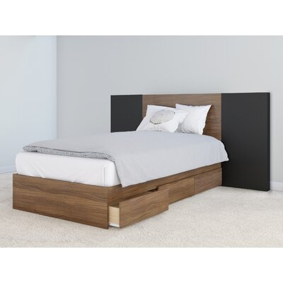 Mckean Storage Platform Bed Size: Twin
