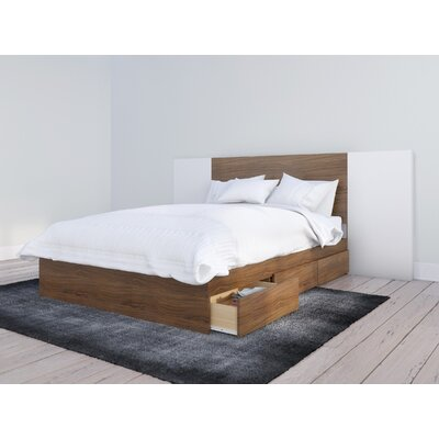 Mckamey Storage Platform Bed Size: Full