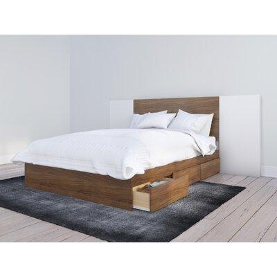Mckamey Storage Platform Bed Size: Full