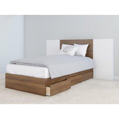 Mckamey Storage Platform Bed Size: Twin