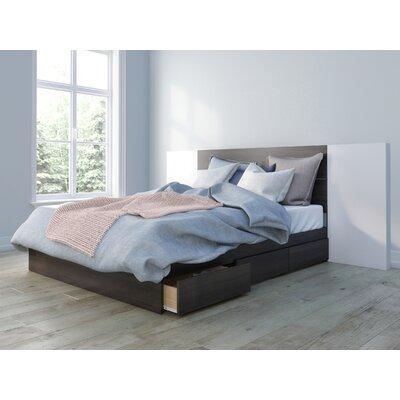 Mciver Storage Platform Bed Size: Queen