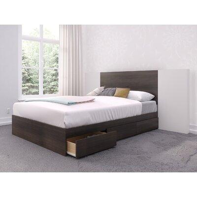 Mciver Storage Platform Bed Size: Full