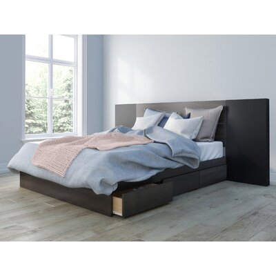 Mcintyre Storage Platform Bed Size: Queen
