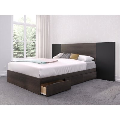Mcintyre Storage Platform Bed Size: Full