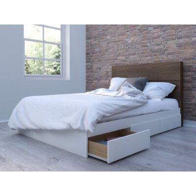 Mcintire Storage Platform Bed Size: Full