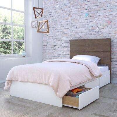 Mcintire Storage Platform Bed Size: Twin