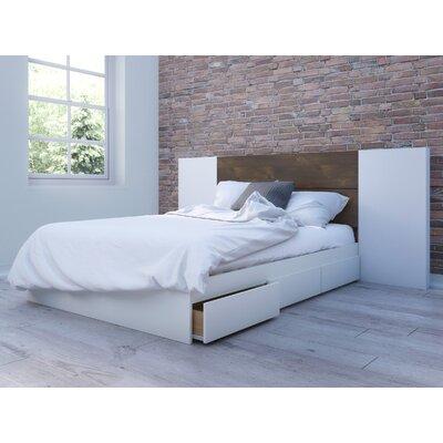 Mcinnis Storage Platform Bed Size: Full