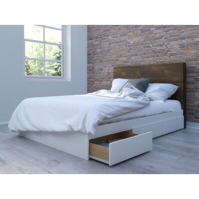 Mcinnis Storage Platform Bed Size: Full