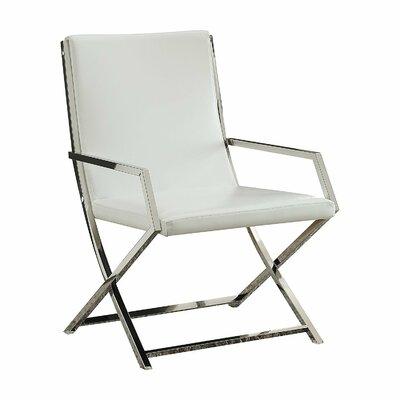 Misisco Contemporary Sleek Comfort Armchair