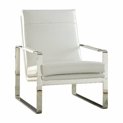 Vegamwala Contemporary Sleek Comfort Armchair