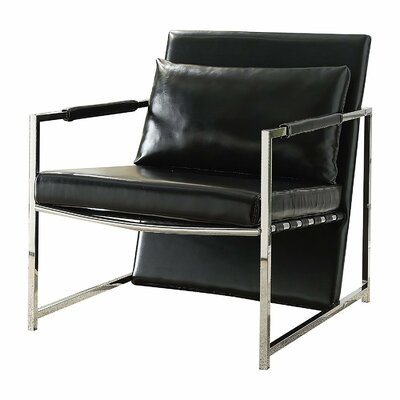 Ota Contemporary Sleek Comfort Armchair