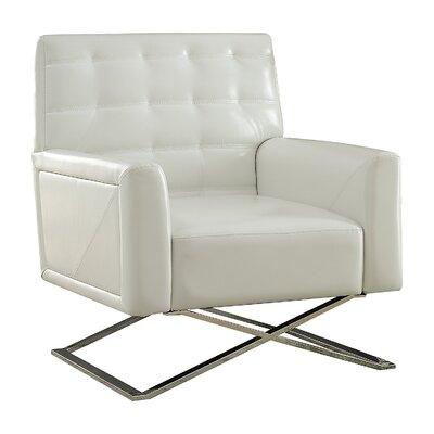 Hailey Contemporary Sleek Comfort Armchair