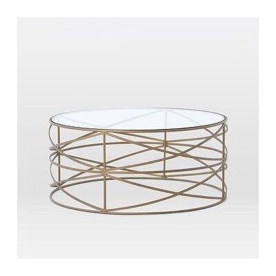 Lazarescu Stripes Coffee Table