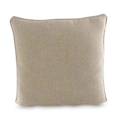 Sofitel Throw Pillow Pillow Cover Color: Cream