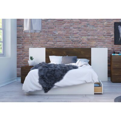 Mcinnis Platform 2 Piece Bedroom Set Size: Full