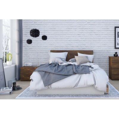Mcinnis Platform 2 Piece Bedroom Set Size: Queen