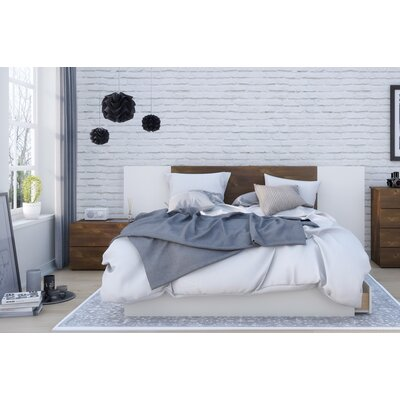 Mcinnis Platform 2 Piece Bedroom Set Size: Queen
