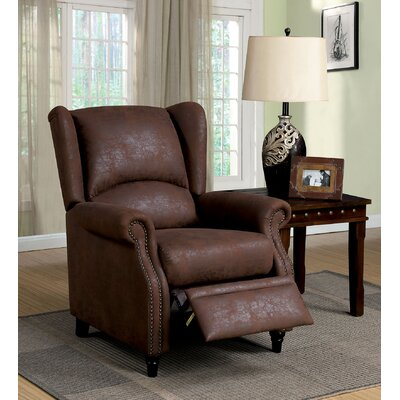 Eastep Push Back Manual Recliner