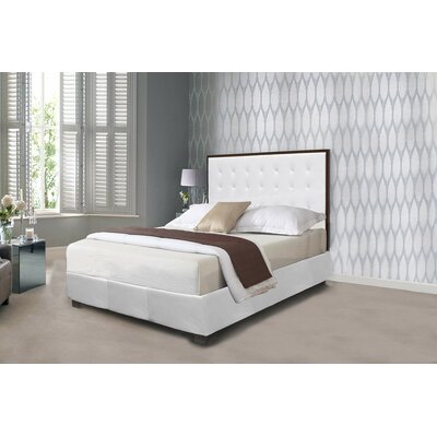 Ishaan Upholstered Platform Bed Size: Queen