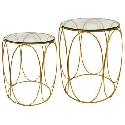 Baillie 2 Piece Nesting Tables