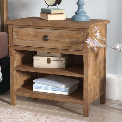 Grimaud 1 Drawer Nightstand