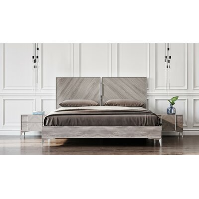 Labombard Modern Platform Bed Size: Queen
