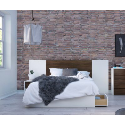 Mcintire Platform 3 Piece Bedroom Set Size: Full
