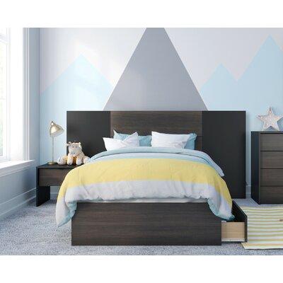 Mcintyre Platform 2 Piece Bedroom Set Size: Twin