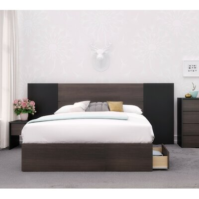 Mcintyre Platform 2 Piece Bedroom Set Size: Full