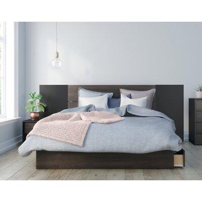 Mcintyre Platform 2 Piece Bedroom Set Size: Queen