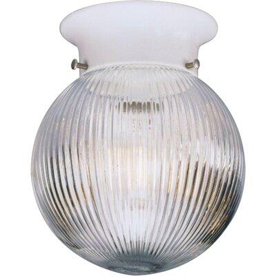 Koopman 1-Light Flush Mount 9003B030C504400FBDC97248C9C88308