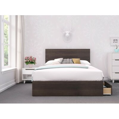 Mciver Platform 2 Piece Bedroom Set Size: Full
