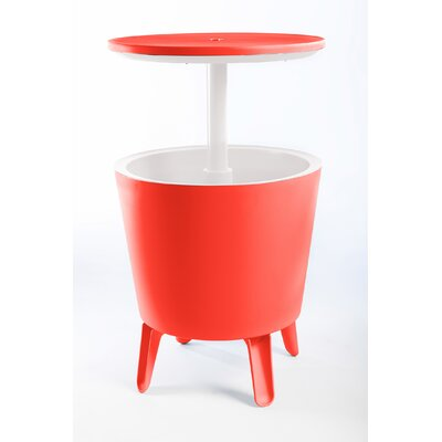 7.5 Qt. Cooler Color: Red 233629