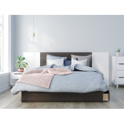 Mciver Platform 2 Piece Bedroom Set Size: Queen